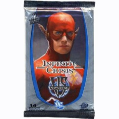 VS System: Infinate Crisis Booster Pack