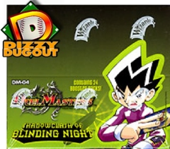 DM-04 Shadowclash of Blinding Night Booster Box