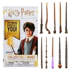 Harry Potter Collectible Wand 4 Inch Die Cast Wand with Stand Blind Boxes