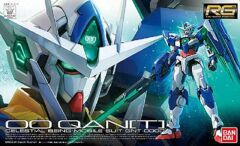 Bandai Hobby Gundam Real Grade (1/144): #21 00 QAN[T] Celestial Being Mobiel Suit GNT_0000