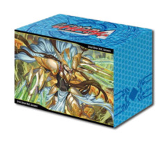 Cardfight!! Vanguard Aichi Sendou & Claw of the Silver Wolf Deck Box (Vol. 77)