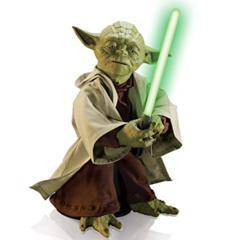 Star Wars Legendary Yoda Jedi Master Yoda Electronic Action Figure Toy