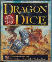Dragon Dice Kiceker Pack 4: The Feral