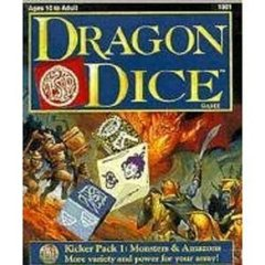 Dragon Dice Kiceker Pack 1: Monsters & Amazons