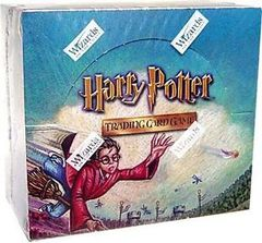 Harry Potter Trading Card Game: Quidditch Cup Booster Box (36 packs)