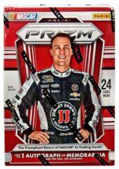 2016 NASCAR Prizm Trading Card BLASTER Box
