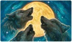 Legion Playmat - 3 Wolf Moon