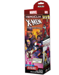 Marvel HeroClix: X-Men Rise and Fall Booster PAck