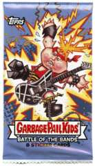 Garbage Pail Kids Topps : Battle of the Bands (2017) HOBBY Pack