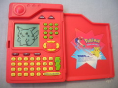 Pokemon Pokedex 1st Generation (Tiger Electronics)