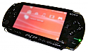 PSP-1001 System W/Memory Card & Charger