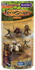 Heroscape Collection 8: Expansion Set: Defenders of Kinsland: Heroes of the Molten Sea