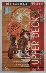 1993-94 Upper Deck Series 2 NBA Basketball Cards Unopened Hobby Box 36Pks