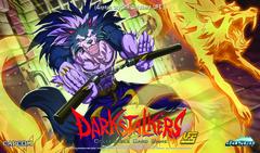UFS Darkstalkers Warriors of the Night J. Talbain Universal Fighting System PreRelease Playmat