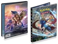 Ultra Pro - Pokemon Sword & Shield Rebel Clash - 4-Pocket Portfolio