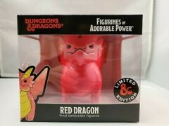 Figurines of Adorable Power: Dungeons & Dragons Red Dragon (Limited Edition)