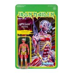 Iron Maiden ReAction Figure - Somewhere In Time (Album Art)