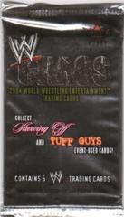 WWE CHAOS TRADING CARDS (2004 FLEER)