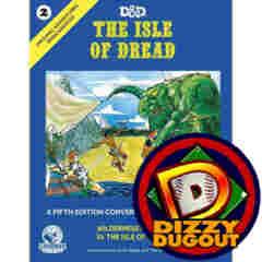Original Adventures Reincarnated #2 - The Isle of Dread (Hardcover)