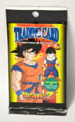 1998 Dragon Ball Z - Trading Cards - Series 2 - 10 Card Pack