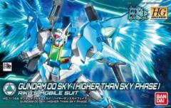 Gundam Build Divers #14-SP - HG 1/144 Gundam 00 Sky (Higher than Sky Phase) Riku's Mobile Suit - Bandi Hobby