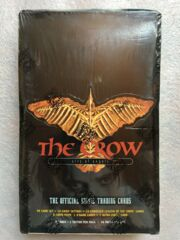 1996 The Crow City of Angels Trading Cards 6 Pack Blaster Box