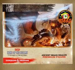 Icons of the Realms Set 1: Tyranny of Dragons: Ancient Brass Dragon Premium Figure