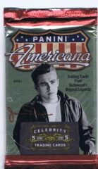 2011 Panini Americana Sealed Pack - Red Foil Pack