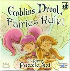 Goblins Drool, Fairies Rule! Puzzle Set