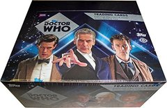 Doctor Who Trading Card Hobby Box (24 Packs)