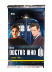 Doctor Who Trading Card Hobby Pack