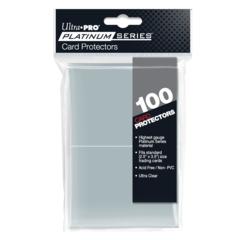 Platinum Series Standard Card Protector Sleeves - (100-Pack)