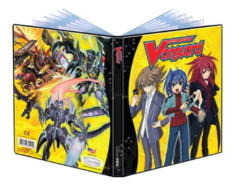 Cardfight!! Vanguard Aichi, Kai & Ren Team Portfolio