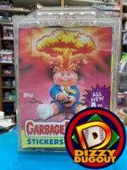 Garbage Pail Kids Topps: 4th Series Trading Card Sticker Unopened Box (1986)