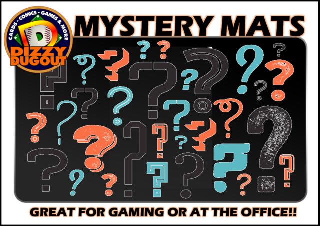 1x Mystery Game Mat