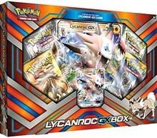 Pokemon TCG: Lycanroc GX Box