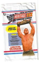 WWE TOPPS HERITAGE III HOBBY