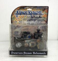 Mage Knight Dwarven Steam Behemoth