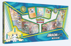 Jirachi GX Collection