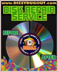 Disk Repair Service