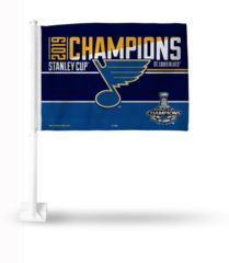 2019 Stanley Cup Champion - Car Flag