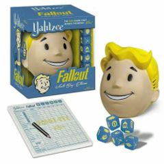 Fallout Yahtzee Vault Boy Collector's Edition