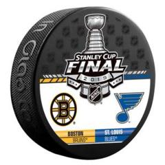 2019 NHL Stanley Cup Dueling Puck