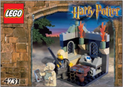 LEGO Harry Potter: Dobby's Release  (4731)