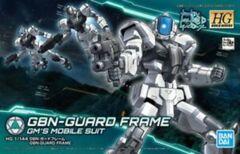 Bandai Hobby Gundam Build Divers: #20 HG 1/144 GBN-Guard Frame - GM's Mobile Suit