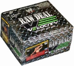 Raw Deal Velocity Booster Box