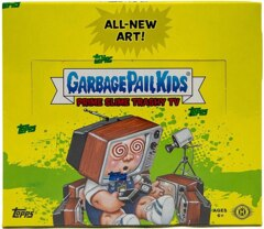Garbage Pail Kids Topps : Prime Slime Trashy TV (2016) HOBBY Box
