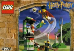 LEGO Harry Potter: Quidditch Practice (4726)