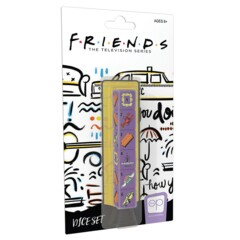 FRIENDS - 6pc DICE SET