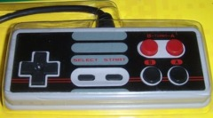 Nintendo Nes High Frequency Control Pad
